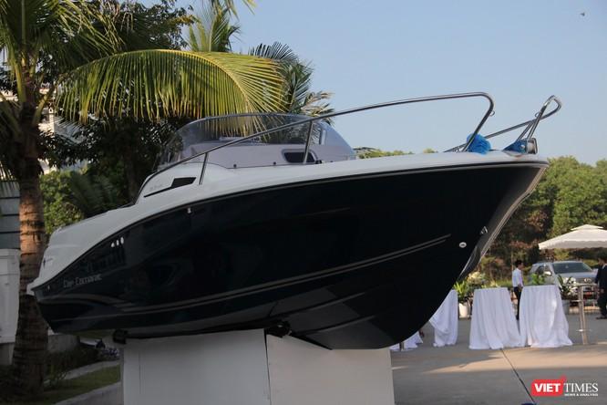 Lần đầu tiên tổ chức triển lãm du thuyền tại Việt Nam ảnh 2
