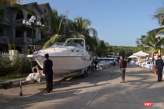 Lần đầu tiên tổ chức triển lãm du thuyền tại Việt Nam ảnh 3