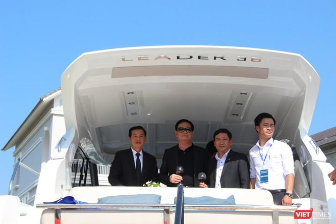 Lần đầu tiên tổ chức triển lãm du thuyền tại Việt Nam ảnh 4