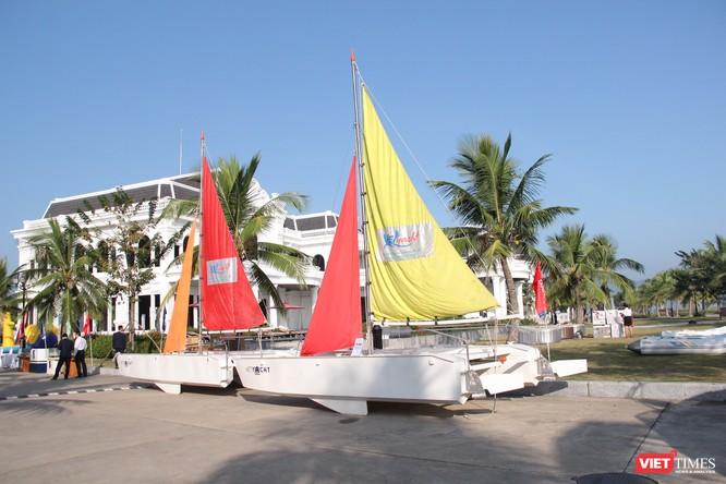 Lần đầu tiên tổ chức triển lãm du thuyền tại Việt Nam ảnh 5