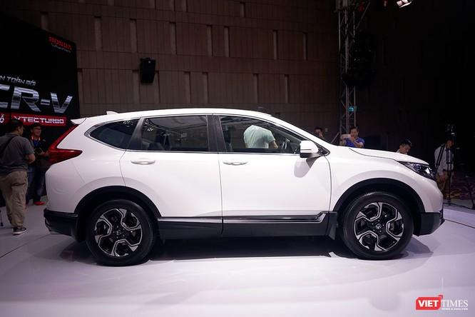 Honda Việt Nam ra mắt xe CR-V 2018, giá cao nhất 1,1 tỷ đồng ảnh 11