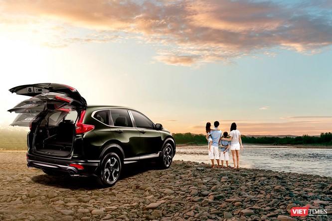Honda Việt Nam ra mắt xe CR-V 2018, giá cao nhất 1,1 tỷ đồng ảnh 15