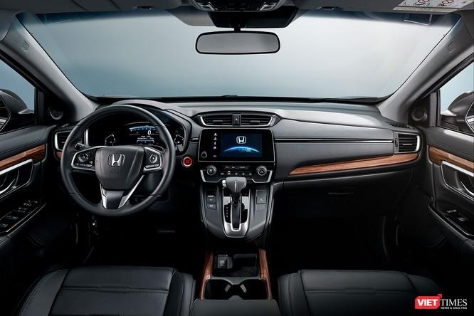 Honda Việt Nam ra mắt xe CR-V 2018, giá cao nhất 1,1 tỷ đồng ảnh 20