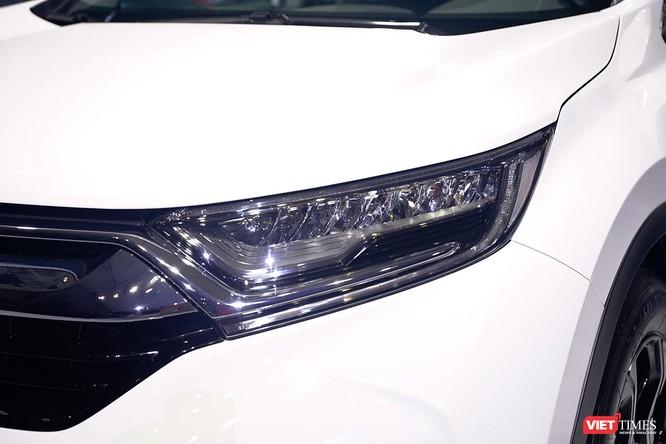 Honda Việt Nam ra mắt xe CR-V 2018, giá cao nhất 1,1 tỷ đồng ảnh 3