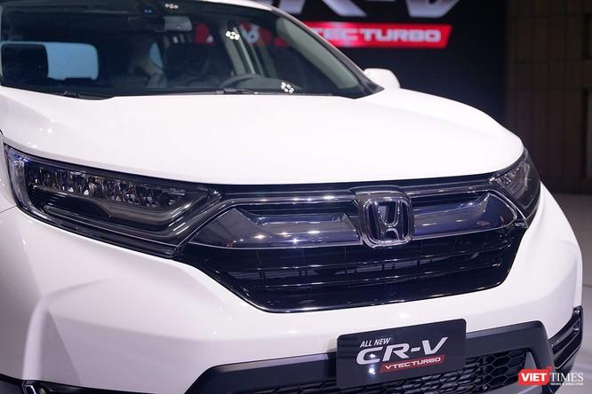 Honda Việt Nam ra mắt xe CR-V 2018, giá cao nhất 1,1 tỷ đồng ảnh 4