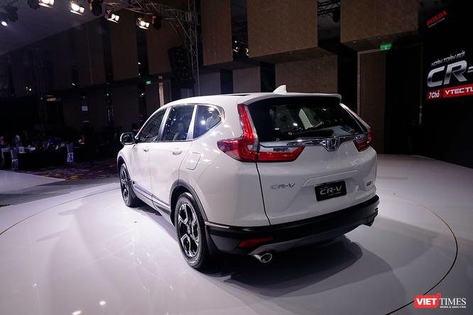 Honda Việt Nam ra mắt xe CR-V 2018, giá cao nhất 1,1 tỷ đồng ảnh 7