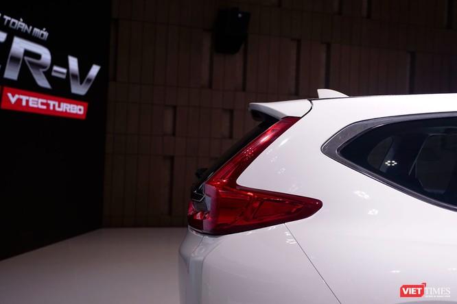 Honda Việt Nam ra mắt xe CR-V 2018, giá cao nhất 1,1 tỷ đồng ảnh 8