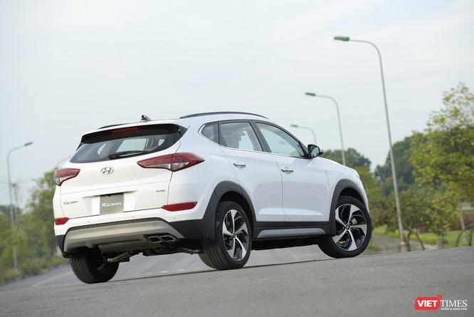 """Cuộc chiến giá xe: Hyundai Tucson giảm 130 triệu, thành hàng """"hot""""? ảnh 2"""