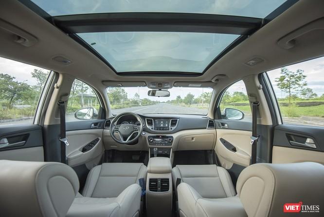 """Cuộc chiến giá xe: Hyundai Tucson giảm 130 triệu, thành hàng """"hot""""? ảnh 3"""