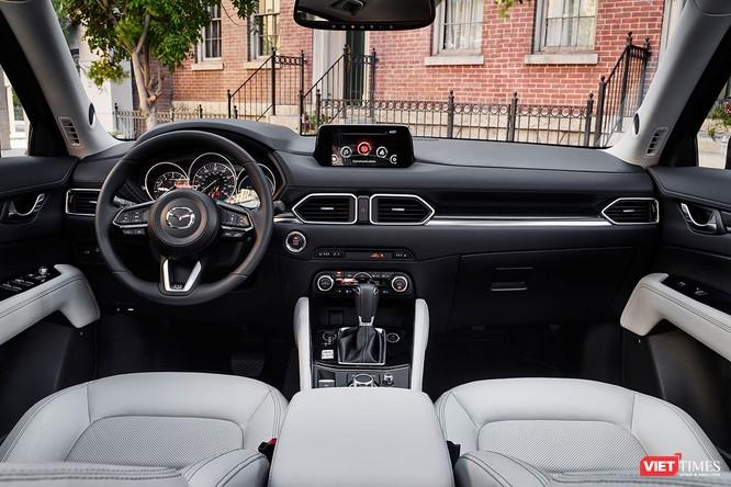 Mazda CX-5 thế hệ mới sắp trình làng, cạnh tranh trực tiếp với CR-V ảnh 2