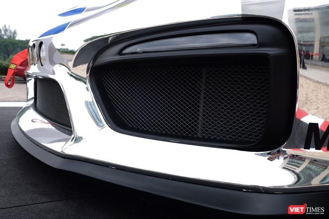 """""""Mòn mắt"""" với Porsche Cayman GT4 Clubsport bất ngờ xuất hiện tại Việt Nam ảnh 10"""