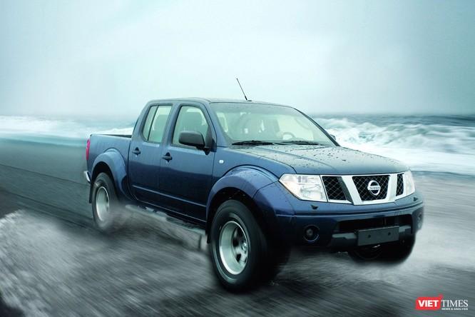 Hơn 3.000 xe Nissan Navara tại Việt Nam bị triệu hồi do lỗi túi khí ảnh 1