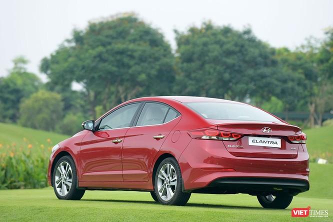 Chỉ hơn 500 triệu đã có thể tậu Hyundai Elantra đón Tết ảnh 3