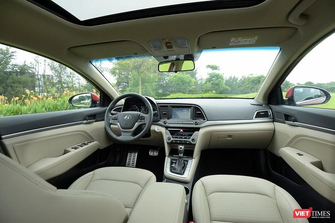 Chỉ hơn 500 triệu đã có thể tậu Hyundai Elantra đón Tết ảnh 4