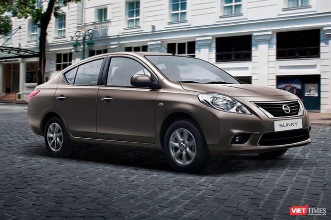 Nissan Việt Nam giảm mạnh giá xe X-Trail và Sunny từ 1/12/2017 ảnh 1