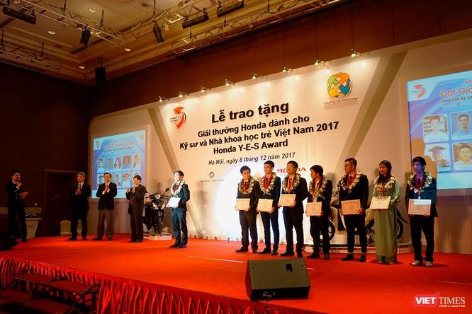 Honda Việt Nam tổ chức lễ trao tặng Giải thưởng Honda Y-E-S lần thứ 12 ảnh 1