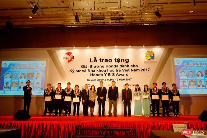 Honda Việt Nam tổ chức lễ trao tặng Giải thưởng Honda Y-E-S lần thứ 12 ảnh 2