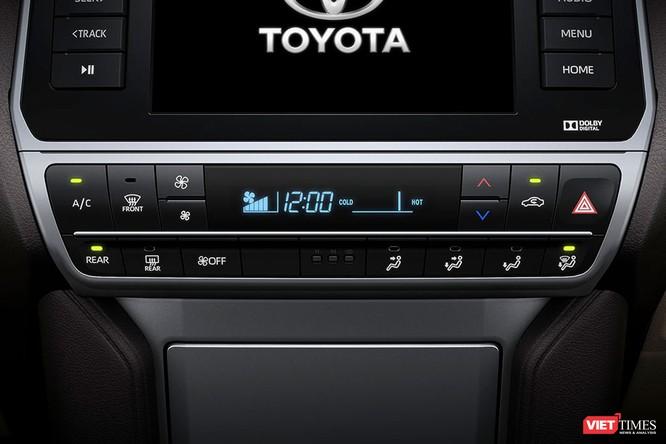 Đấu với Ford Explorer, Toyota LandCruiser Prado 2017 chốt giá 2,262 tỷ đồng ảnh 4