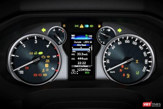 Đấu với Ford Explorer, Toyota LandCruiser Prado 2017 chốt giá 2,262 tỷ đồng ảnh 5