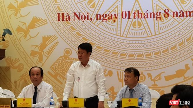 Khi bị cách chức Ủy viên Ban Chấp hành Đảng bộ Bộ Công an, tức tướng Thành sẽ không còn là Thứ trưởng Bộ Công an ảnh 1