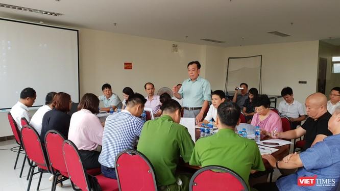 Tranh chấp ở Dự án Home City 177 Trung Kính: Thêm một cuộc họp kéo dài bức xúc ảnh 1