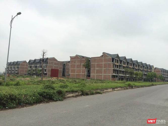 Dự án Khu đô thị Kim Chung - Di Trạch chậm 10 năm vẫn chưa thu hồi ảnh 1