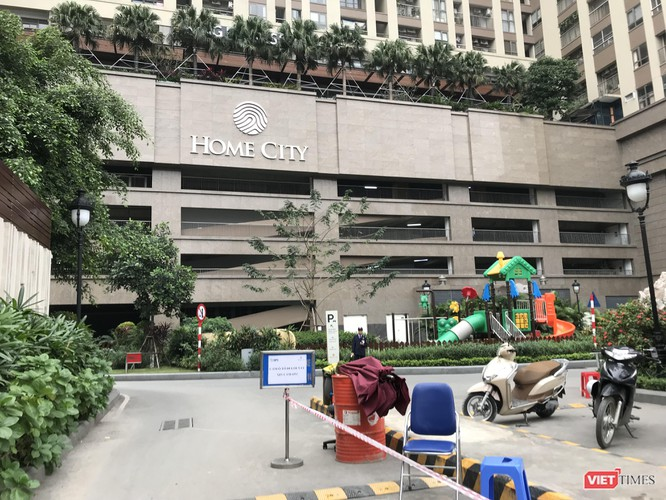 Hơn 02 năm nay Chung cư Home city chưa tổ chức Hội nghị để thành lập Ban Quản trị chung cư theo quy định khiến người dân chưa có đại diện tiếng nói chính thức.