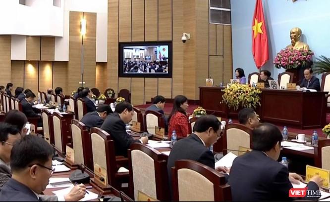 """Chủ tịch HĐND Hà Nội: Vì sao bỏ lọt công trình vi phạm """"to như con voi""""? ảnh 1"""