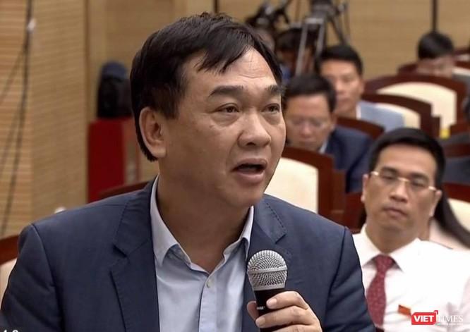 """Chủ tịch HĐND Hà Nội: Vì sao bỏ lọt công trình vi phạm """"to như con voi""""? ảnh 2"""