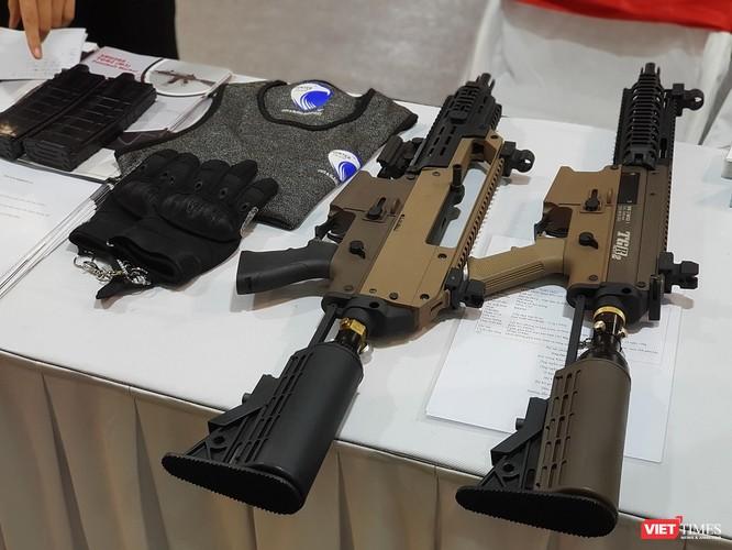Chiêm ngưỡng dàn vũ khí tại Triển lãm Quốc tế về Quốc phòng - An ninh 2018 ảnh 11