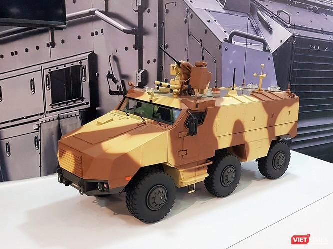 Chiêm ngưỡng dàn vũ khí tại Triển lãm Quốc tế về Quốc phòng - An ninh 2018 ảnh 14