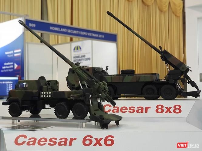 Chiêm ngưỡng dàn vũ khí tại Triển lãm Quốc tế về Quốc phòng - An ninh 2018 ảnh 16