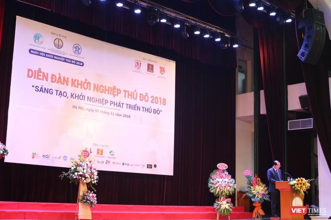 Hà Nội đi đầu trong phong trào xây dựng quốc gia khởi nghiệp ảnh 1