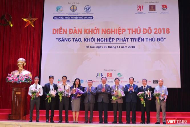 Hà Nội đi đầu trong phong trào xây dựng quốc gia khởi nghiệp ảnh 5