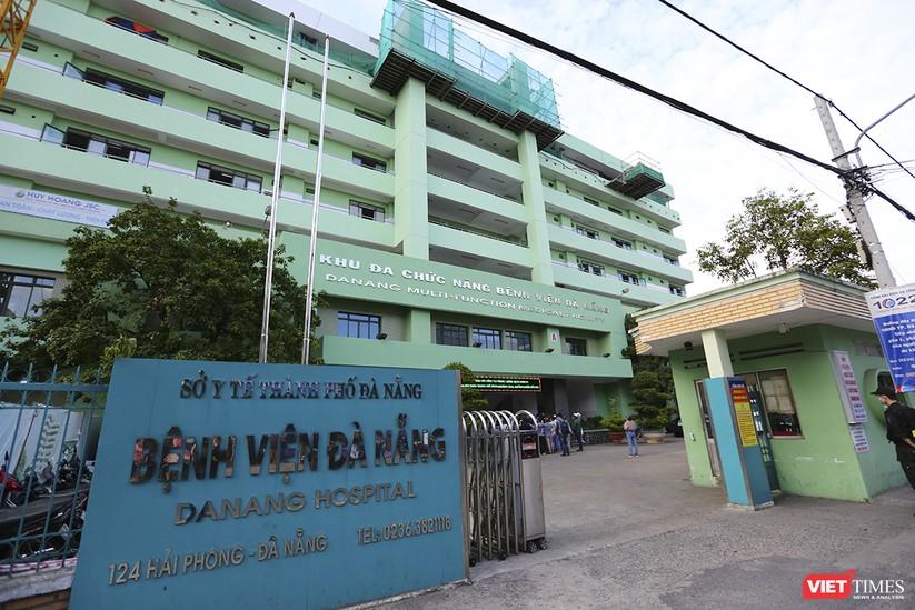 Ảnh: Chính thức dỡ bỏ lệnh phong tỏa đối với Bệnh viện Đà Nẵng ảnh 3