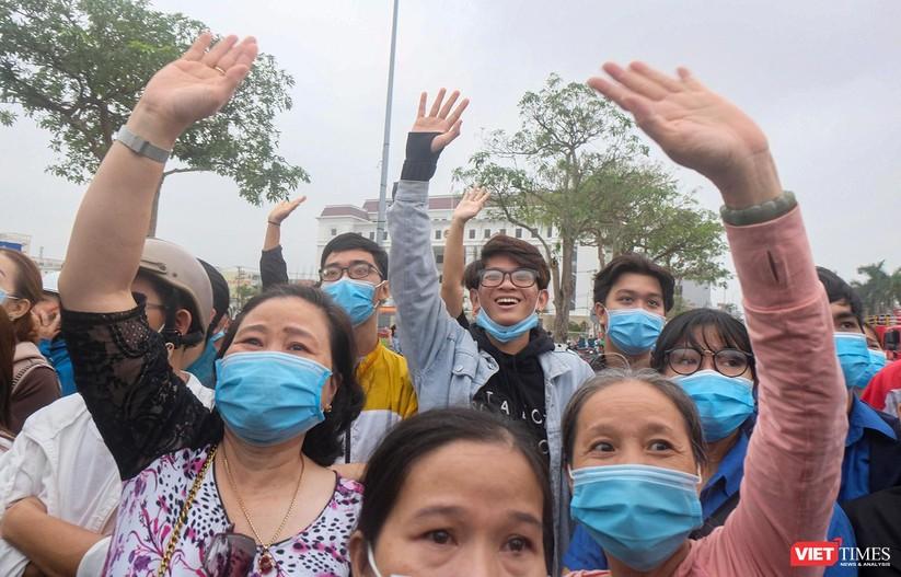 Ảnh: Hơn 1.200 tân binh ở Đà Nẵng lên đường nhập ngũ ảnh 14