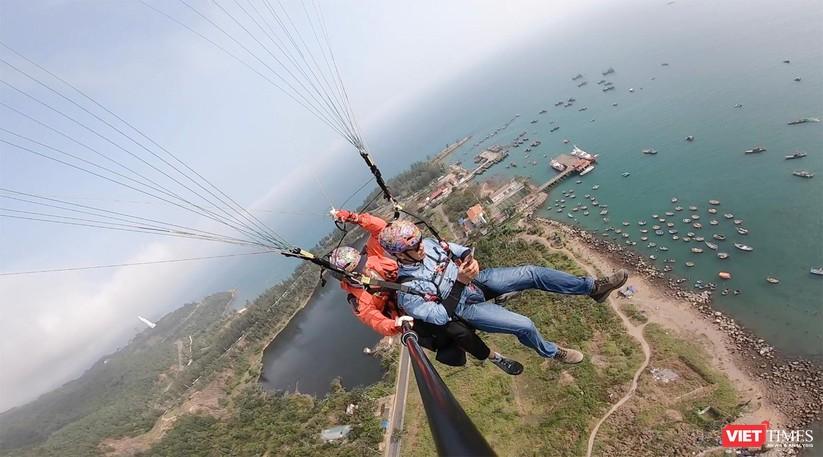 Ảnh: Một ngày lên đỉnh Sơn Trà cùng những cánh dù lượn ảnh 12