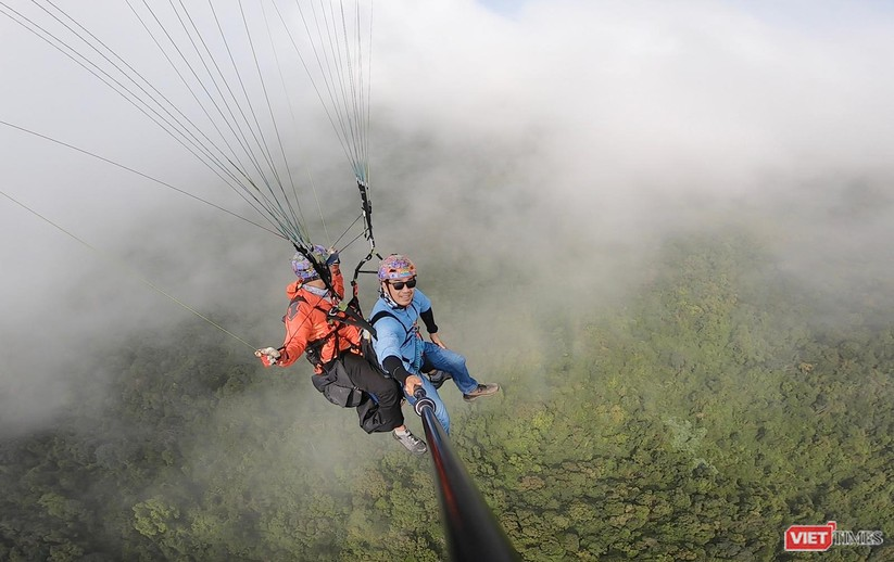Ảnh: Một ngày lên đỉnh Sơn Trà cùng những cánh dù lượn ảnh 7