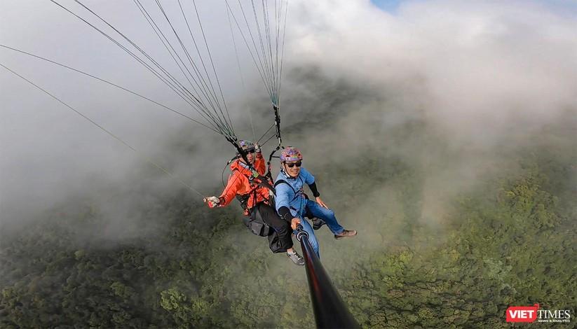 Ảnh: Một ngày lên đỉnh Sơn Trà cùng những cánh dù lượn ảnh 3