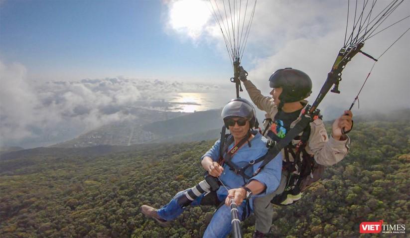 Ảnh: Một ngày lên đỉnh Sơn Trà cùng những cánh dù lượn ảnh 8