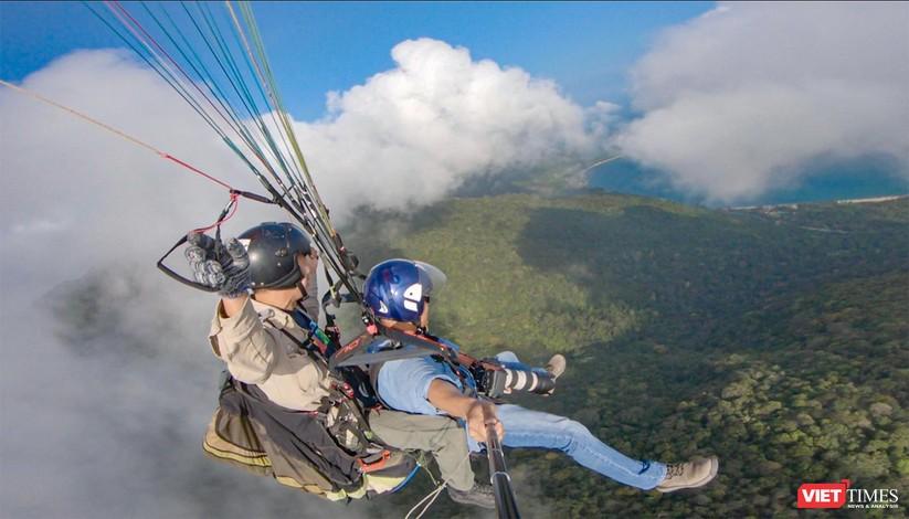 Ảnh: Một ngày lên đỉnh Sơn Trà cùng những cánh dù lượn ảnh 4