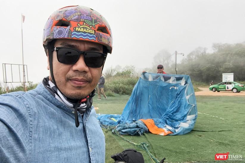 Ảnh: Một ngày lên đỉnh Sơn Trà cùng những cánh dù lượn ảnh 1