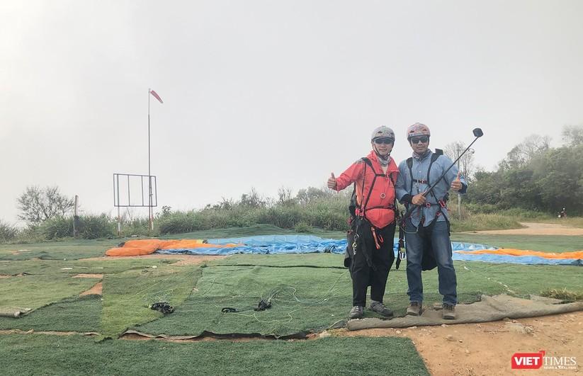 Ảnh: Một ngày lên đỉnh Sơn Trà cùng những cánh dù lượn ảnh 2