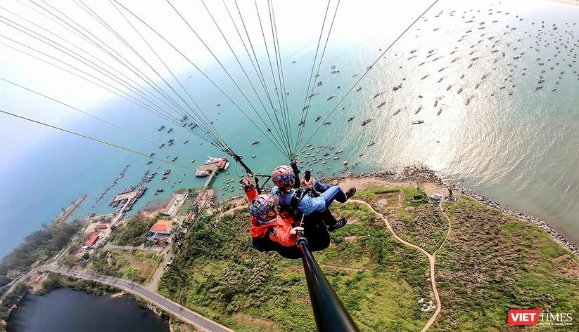 Ảnh: Một ngày lên đỉnh Sơn Trà cùng những cánh dù lượn ảnh 15