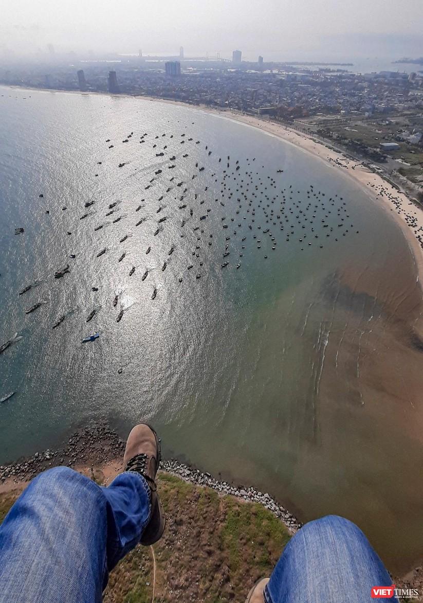 Ảnh: Một ngày lên đỉnh Sơn Trà cùng những cánh dù lượn ảnh 11