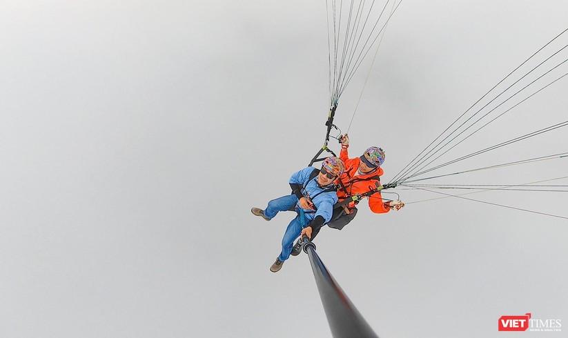 Ảnh: Một ngày lên đỉnh Sơn Trà cùng những cánh dù lượn ảnh 9