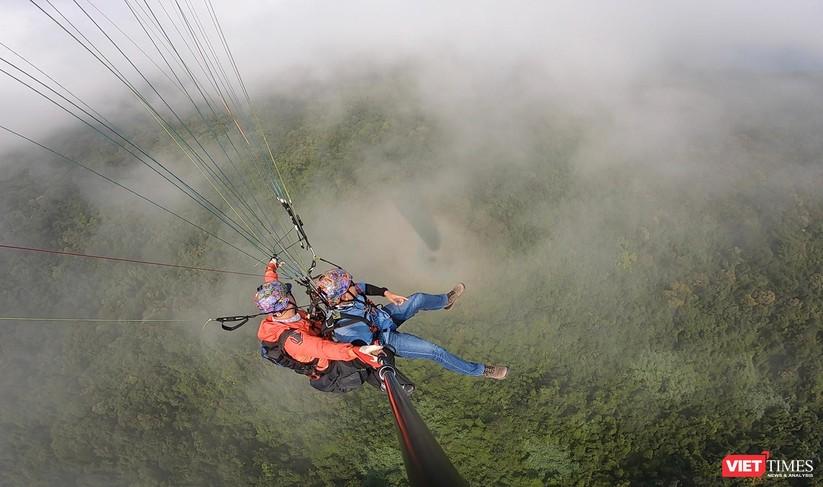Ảnh: Một ngày lên đỉnh Sơn Trà cùng những cánh dù lượn ảnh 5