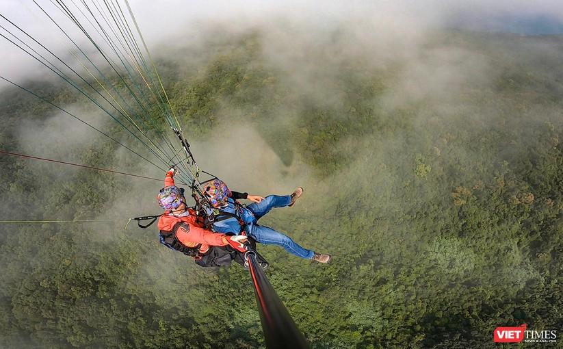 Ảnh: Một ngày lên đỉnh Sơn Trà cùng những cánh dù lượn ảnh 18