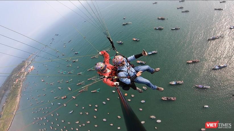 Ảnh: Một ngày lên đỉnh Sơn Trà cùng những cánh dù lượn ảnh 17
