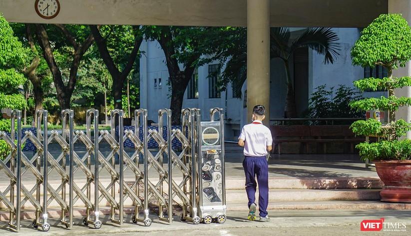 Ảnh: Hơn 13.000 thí sinh ở Đà Nẵng bước vào kỳ thi lớp 10 năm 2021 ảnh 1